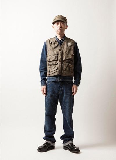 Японская марка Human Made опубликовала второй осенний лукбук. Изображение № 2.