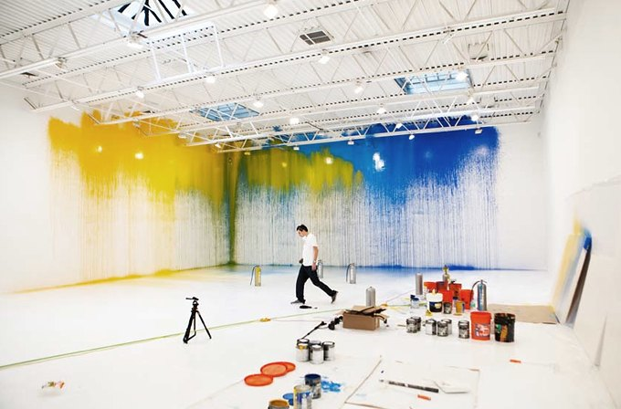 «Если я рисую, то не иду на компромиссы»: интервью с граффити-художником Кринком. Изображение № 3.