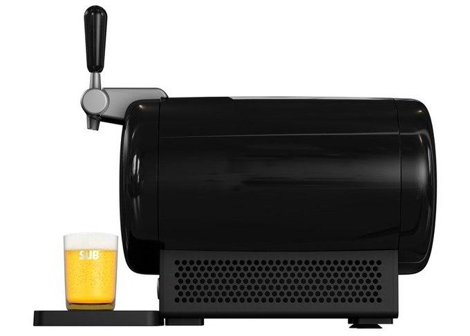 Дизайнер из Apple создал машину для приготовления пива. Изображение № 4.