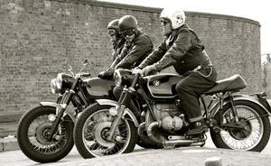 Английская мастерская Untitled Motorcycles представила каферейсер Honda CB350. Изображение № 6.