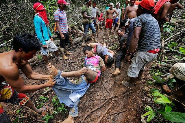 Индейцы Амазонии открыли охоту на браконьеров. Изображение № 9.