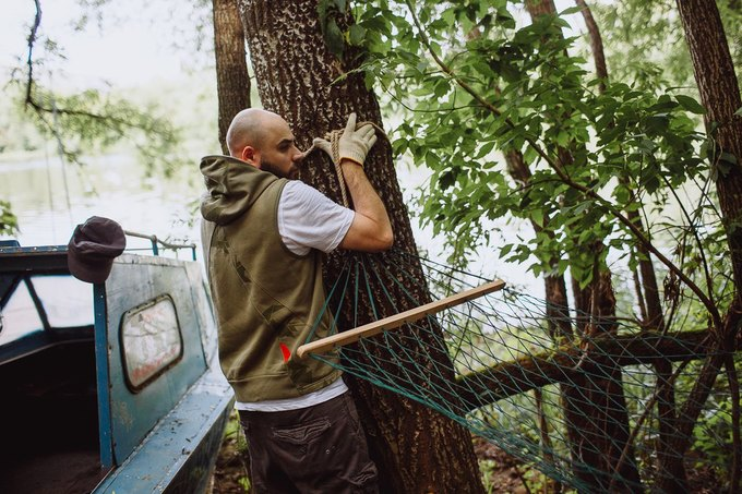 Фоторепортаж: Строительство объектов фестиваля Outline. Изображение № 35.