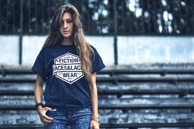 Марка одежды Fiction опубликовала лукбук новой коллекции. Изображение № 30.