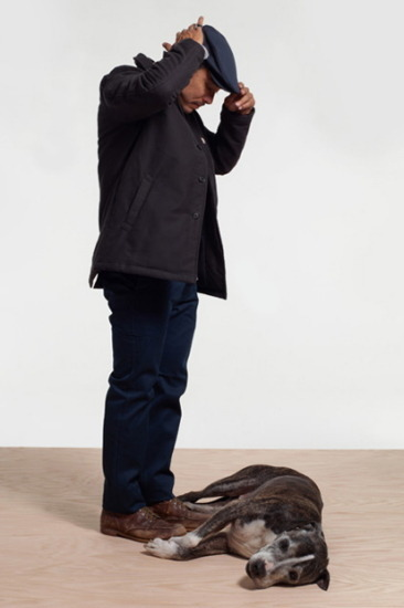Марка Stussy Deluxe выпустила лукбук осенней коллекции одежды. Изображение № 13.