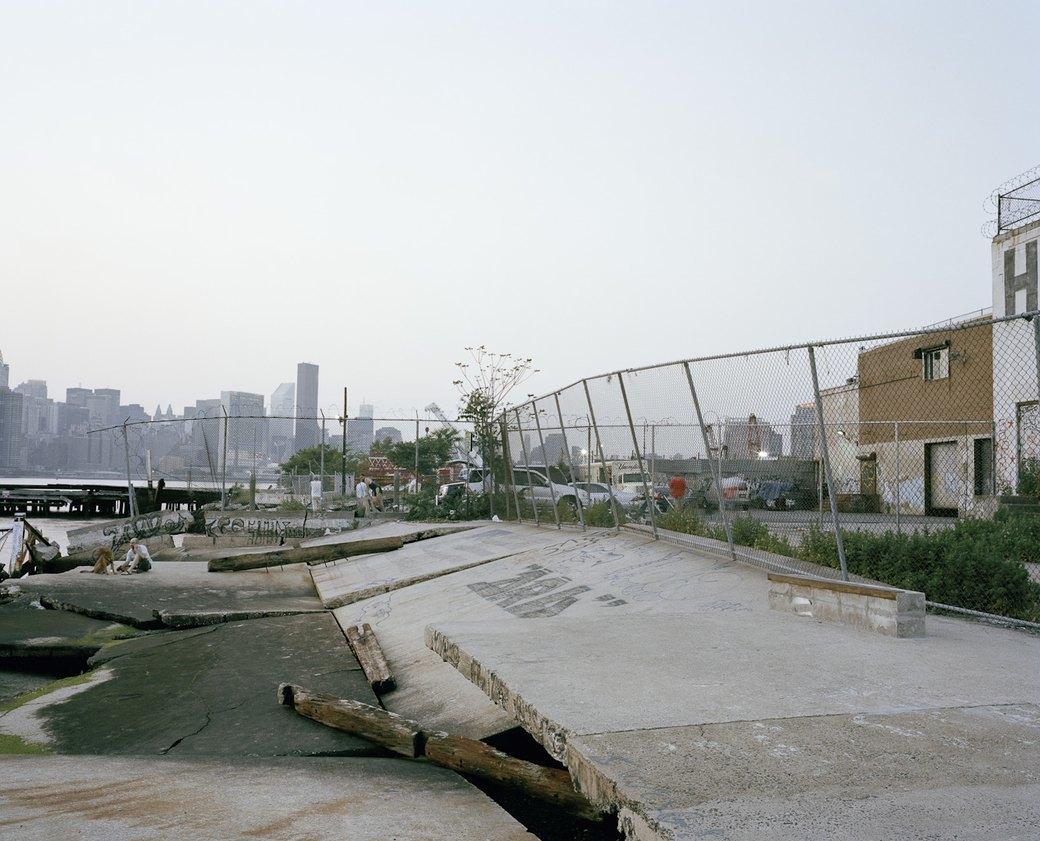 Фотопроект: Увядающая культура самодельных скейт-парков. Изображение № 9.