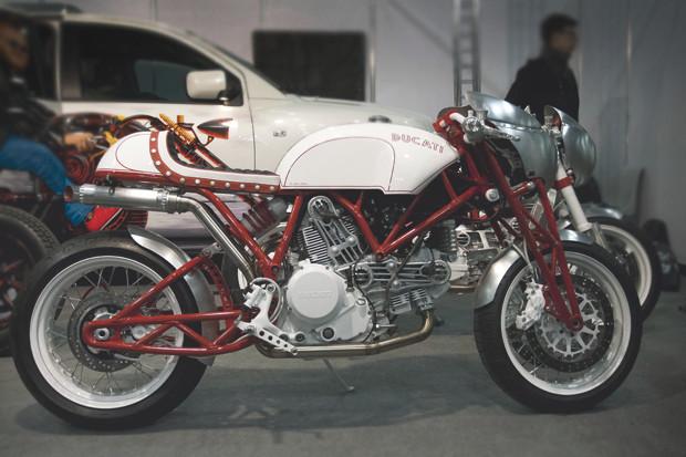 Лучшие кастомные мотоциклы выставки «Мотопарк 2012». Изображение №5.