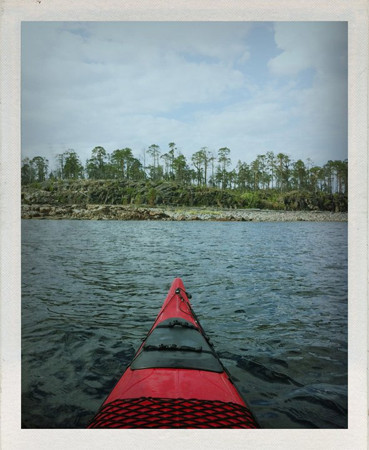 Фоторепортаж: Как я плавал на каяке. Изображение № 20.