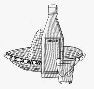 Палец, йогурт и мышонок: Из чего делают экзотические алкогольные напитки. Изображение № 1.