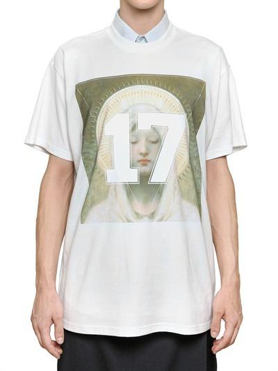 Givenchy выпустили коллекцию футболок с изображением Мадонны. Изображение № 7.