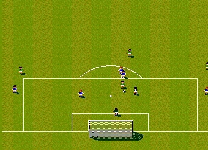 Потрачено: Как эволюционировали футбольные симуляторы. Изображение № 4.