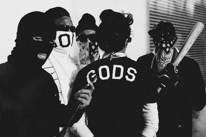 Марка Stampd представила новую коллекцию одежды своей линейки Gods. Изображение № 3.