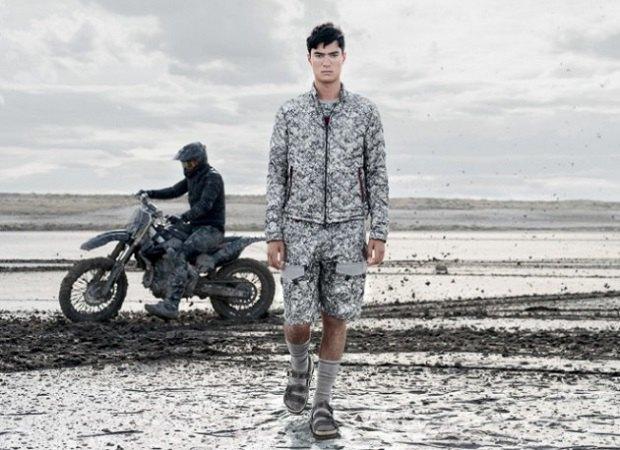 Марки Moncler и White Mountaineering анонсировали новую коллекцию одежды. Изображение № 18.