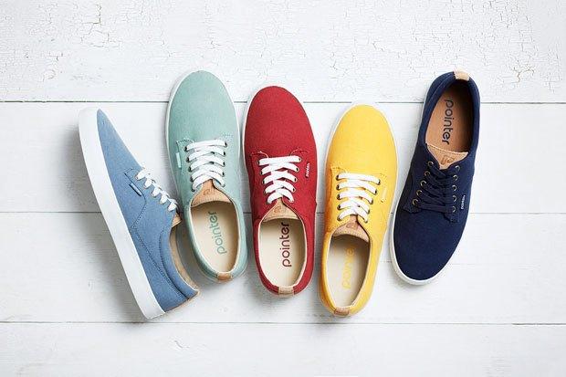 Марка Pointer опубликовала лукбук новой коллекции обуви. Изображение № 3.