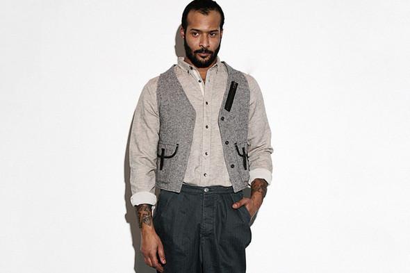 Изображение 6. Uniforms for the Dedicated осень-зима 2011/2012.. Изображение № 6.