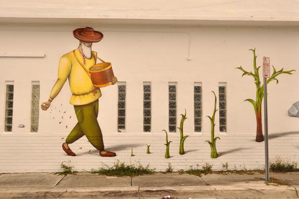 Скетчбук: Участники граффити-дуэта из Киева Interesni Kazki рассказывают о своих лучших работах. Изображение № 47.