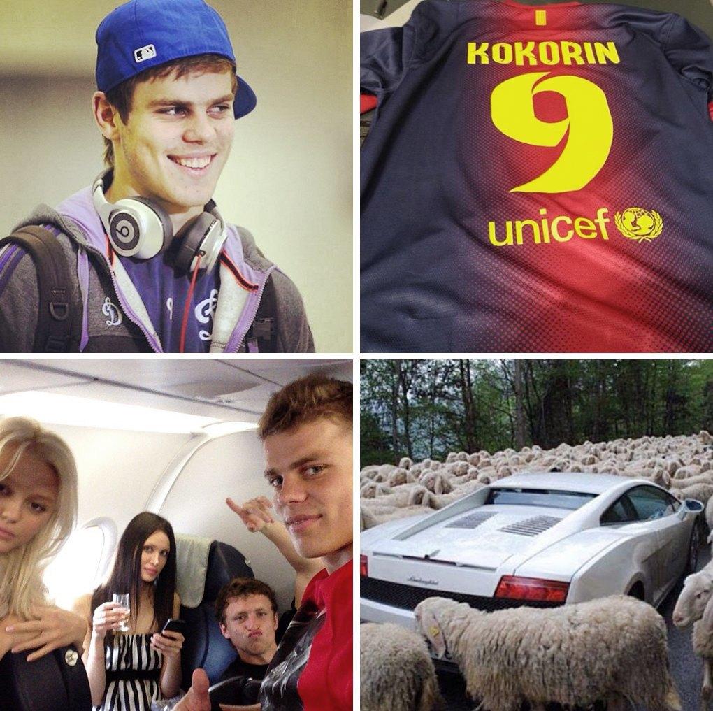Что публикуют в своих Instagram российские футболисты. Изображение № 1.