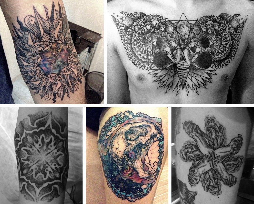 «За барахлом всё ещё приходят, но таким я не отвечаю»: Интервью с татуировщиком Никитой Брославским. Изображение № 2.