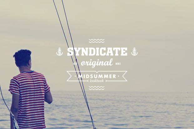 Киевская марка Syndicate выпустила летний лукбук . Изображение № 1.