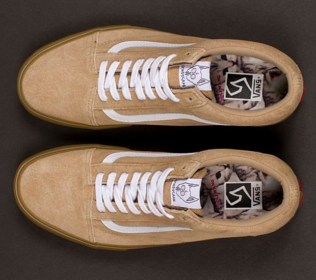 Марка Vans и хип-хоп-группировка Odd Future выпустили совместную коллекцию обуви. Изображение № 7.