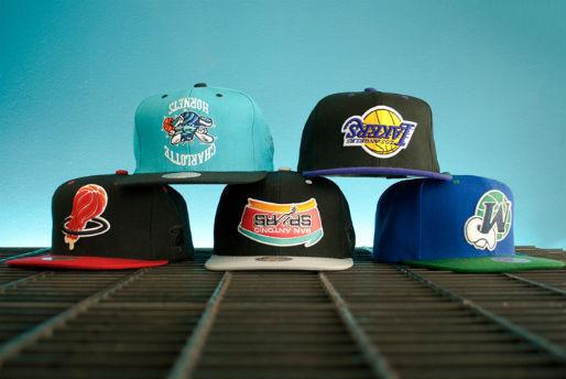 Новая коллекция кепок магазина Hall Of Fame с логотипами команд НБА. Изображение № 4.