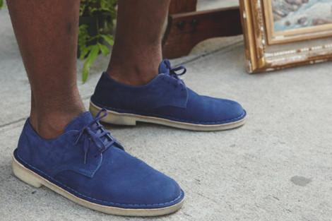 Марки Supreme и Clarks выпустили совместную модель обуви. Изображение № 7.
