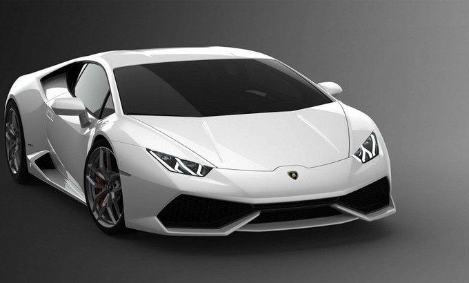 Итальянская компания Lamborghini представила новый суперкар Huracan. Изображение № 9.