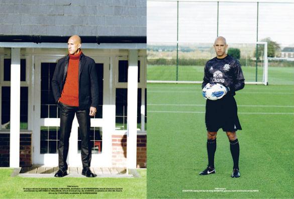 Третий номер футбольного журнала The Green Soccer Journal. Изображение № 5.