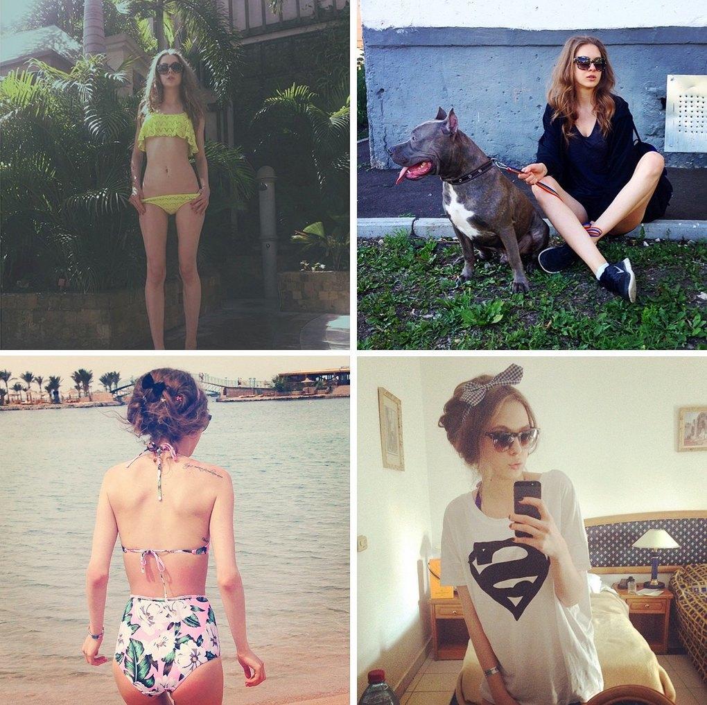 Лето девушек FURFUR в Instagram, часть вторая. Изображение № 1.