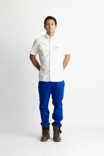 Марка Billionaire Boys Club опубликовала лукбук весенней коллекции одежды своей линейки Bee Line. Изображение № 7.
