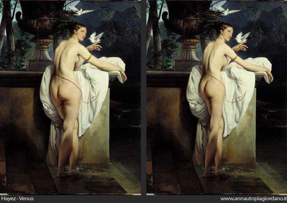 Венера как супермодель: Итальянка примеряет современные стандарты красоты на богиню любви. Изображение № 9.