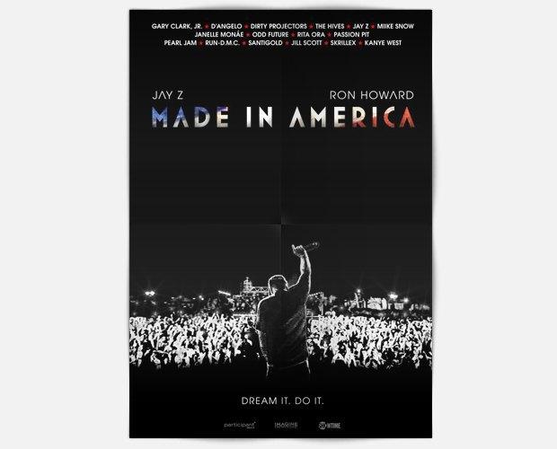 Трейлер дня: «Сделано в Америке». История Рона Ховарда о Джей-Зи и американских фестивалях. Изображение № 1.