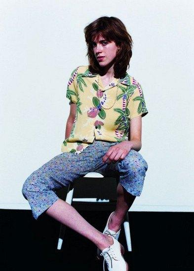 Японская марка Beams опубликовала лукбук весенней коллекции одежды. Изображение № 11.
