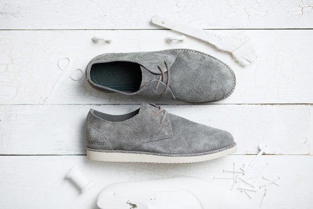 Марка Pointer опубликовала лукбук новой коллекции обуви. Изображение № 1.