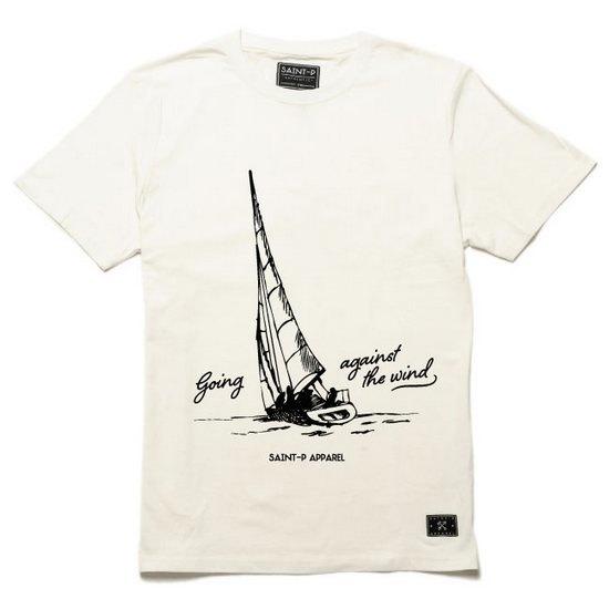 Марка Saint-P выпустила футболки в честь кругосветного путешествия вокруг Арктики. Изображение № 1.