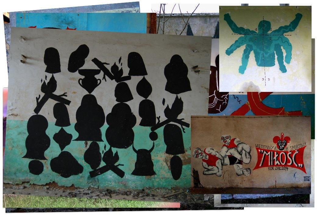Банда аутсайдеров: Как уличные художники возвращают искусству граффити дух протеста, часть 2. Изображение № 12.
