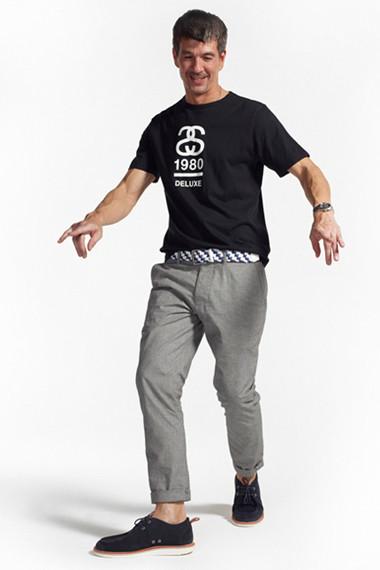 Марка Stussy Deluxe выпустила лукбук новой коллекции одежды. Изображение № 7.