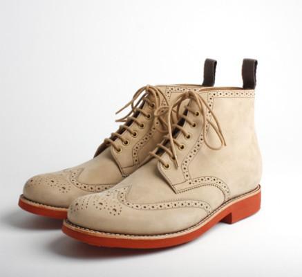 Новая коллекция обуви Grenson осень-зима 2011. Изображение № 5.
