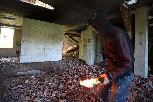 Скетчбук: Уличный художник Radya из Екатеринбурга рассказывает о пяти своих работах. Изображение № 24.