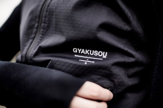 Марки Nike и Undercover выпустили совместную коллекцию линейки Gyakusou. Изображение № 11.