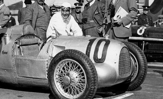Уникальный болид Audi Auto Union 1939 года вернулся в Германию. Изображение № 6.