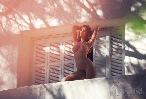 Австралийская модель Антея Пейдж снялась для журнала Treats Magazine. Изображение № 1.