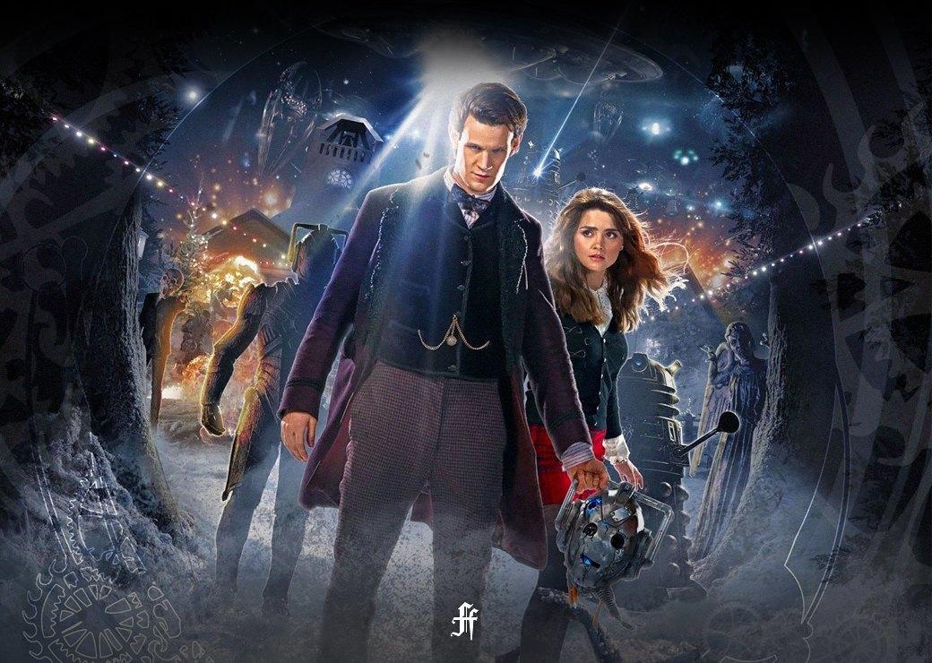 Ультимативный гид по вселенной сериала «Доктор Кто». Изображение № 51.