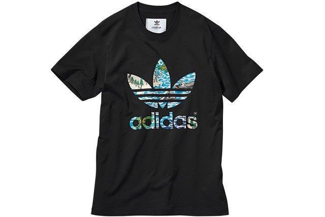 Марка Adidas и дизайнер Марк МакНейри представили совместную коллекцию одежды. Изображение № 20.