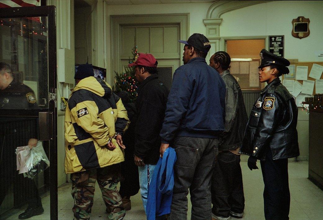 Несколько дней из жизни обычных американских полицейских. Изображение № 34.