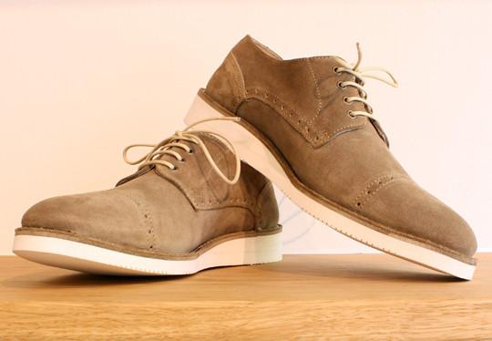Изображение 1. Oliver Spencer запустили вторую линию обуви.. Изображение № 1.