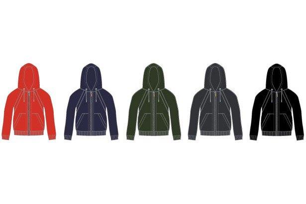 На Kickstarter появился проект «вечной толстовки» 10-Year Hoodie. Изображение № 3.
