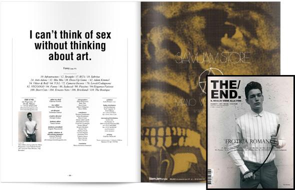 Изображение 3. Периодика: мужские журналы на Issuu.com.. Изображение № 2.