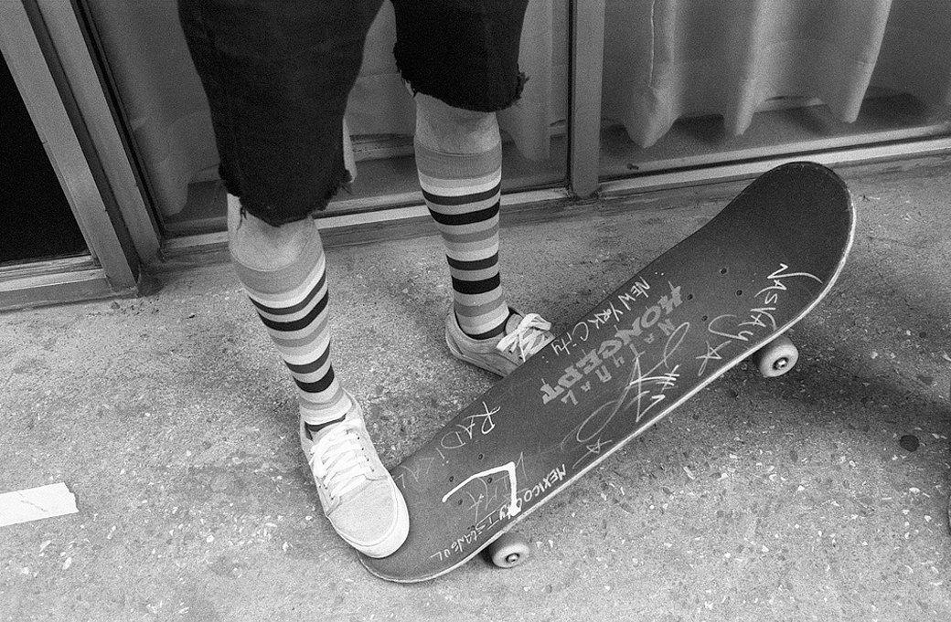 Фотоблог скейтера: Алексей Лапин о поездках в Мексику и Белоруссию. Изображение № 10.