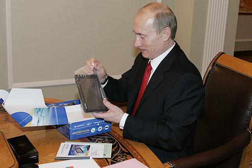 К концу года в России появится первый военный планшет. Изображение № 1.