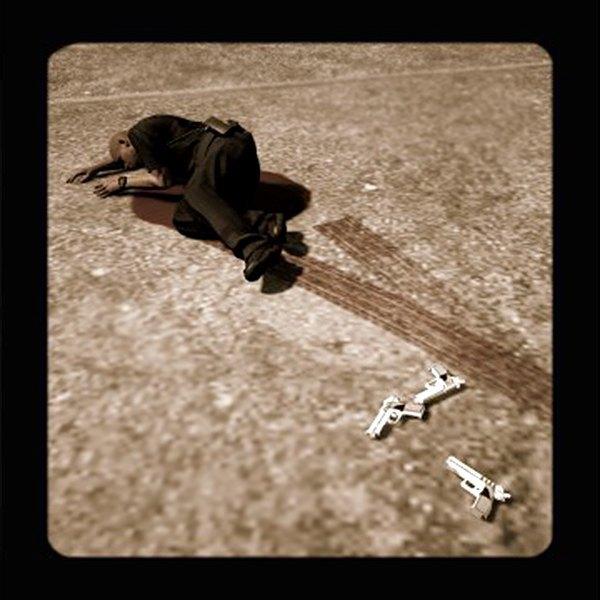 Агентство Media Lense: Фоторепортажи из горячих точек и бандитских районов в GTA V Online. Изображение № 8.